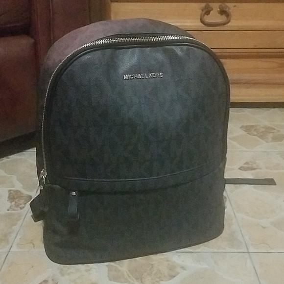 65e1ef6ae5c14f MICHAEL Michael Kors Bags | Michael Kors Kieran Large Backpack ...